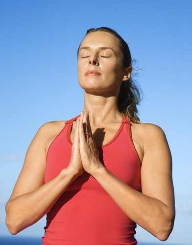 Yoga and Your Skin