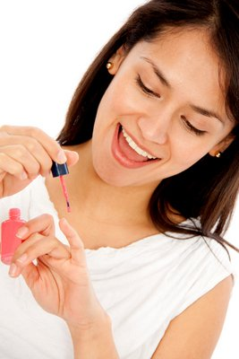 Paint Your Nails, Lose The Toxins