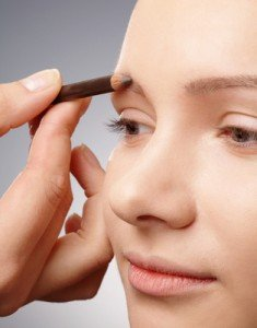 make up application