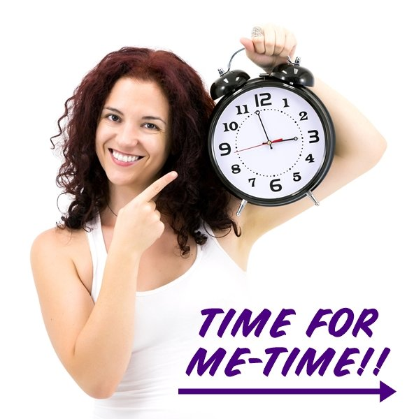 It is Time to Schedule Some Me-Time!